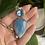 Thumbnail: Blue Topaz & Aquamarine Necklace