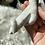 Thumbnail: Howlite Snake Dagger #5