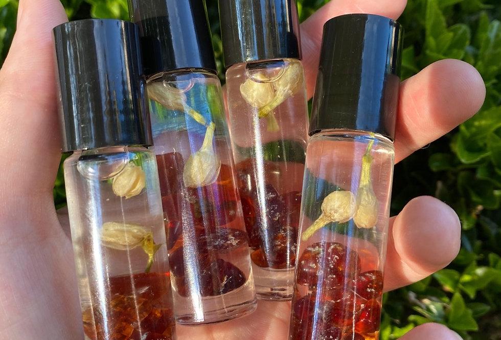 Garnet Perfume Roller