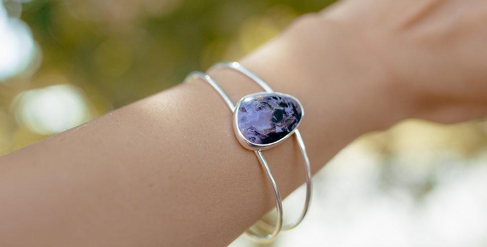 Pietersite Cuff Bracelet