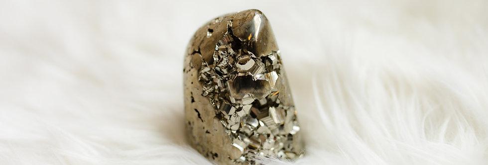 Pyrite Freeform