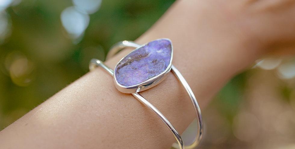 Boulder Opal Cuff Bracelet