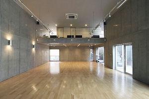 ダンススタジオ石井千駄ヶ谷店