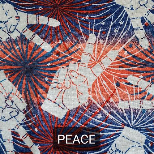 Face mask - Peace