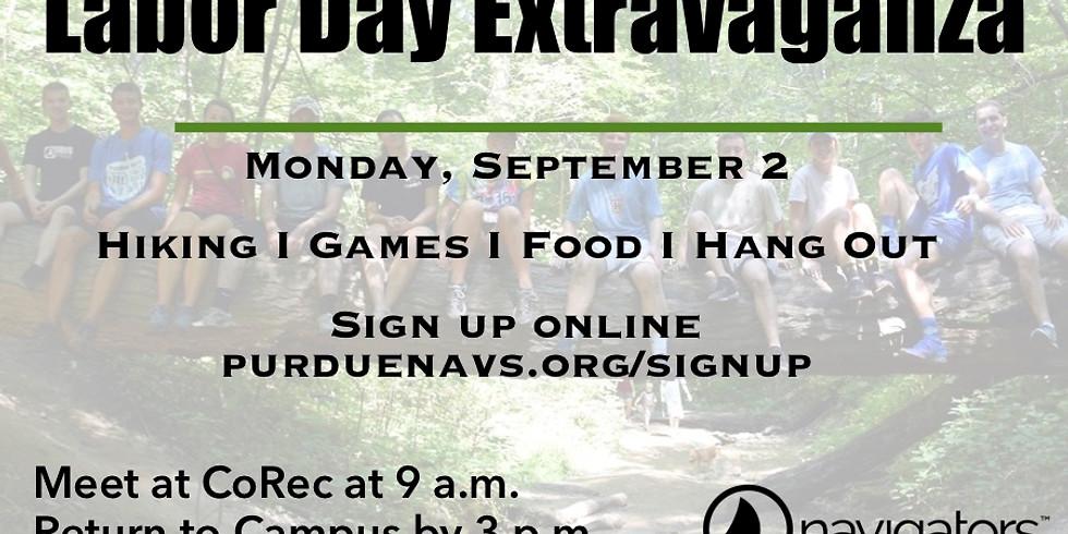 Labor Day Extravaganza