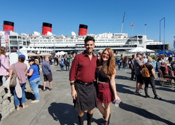 Queen Mary Scotsfest