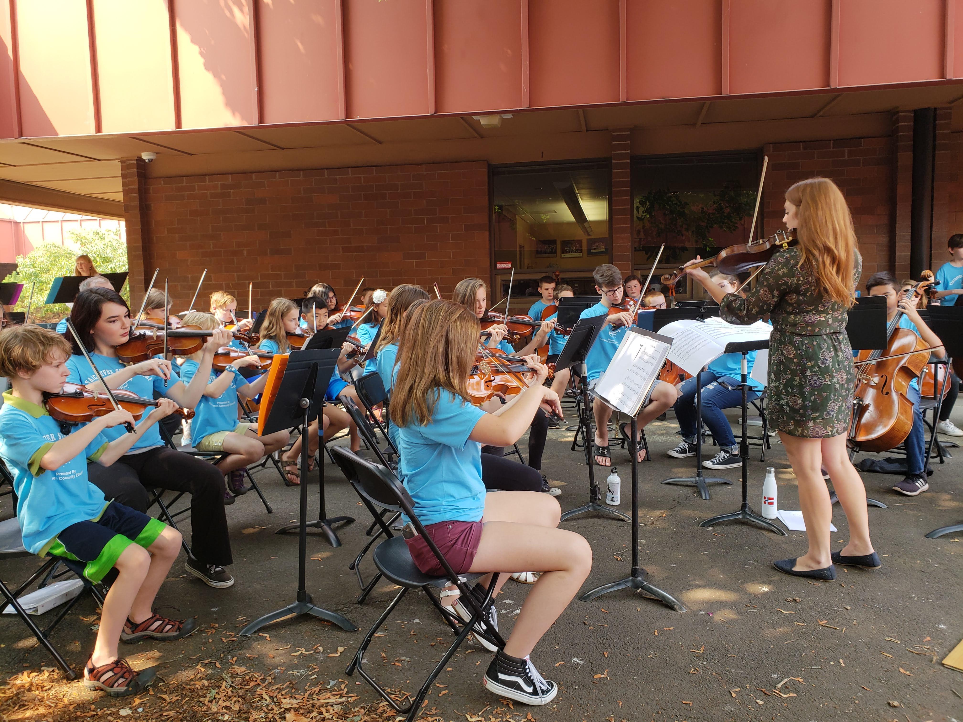 Music Camps & Workshops