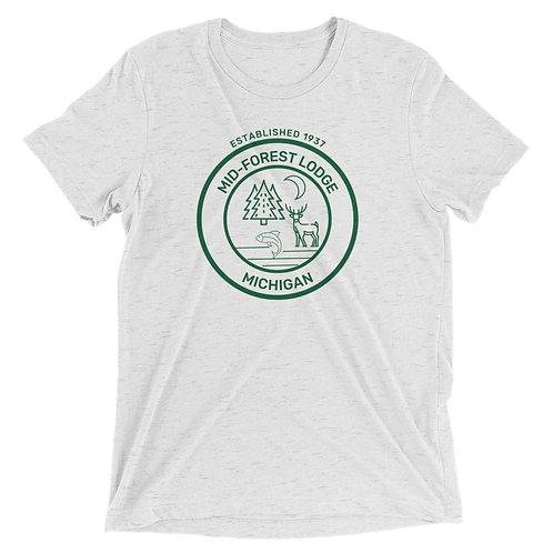 Medallion- Short sleeve t-shirt