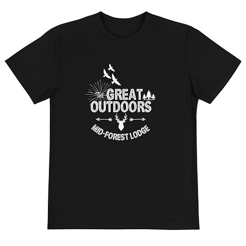 Great Outdoors-Sustainable T-Shirt