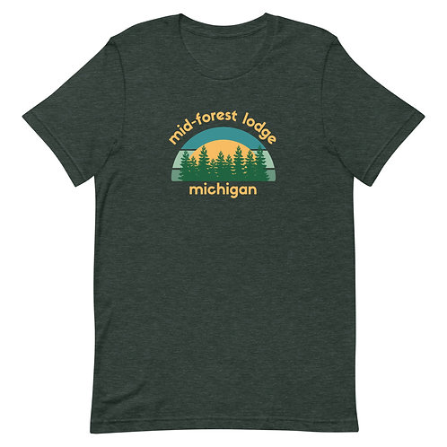 MFL Sun- Short-Sleeve Unisex T-Shirt