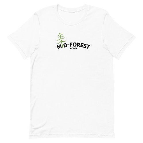 MFL Tree- Short-Sleeve Unisex T-Shirt