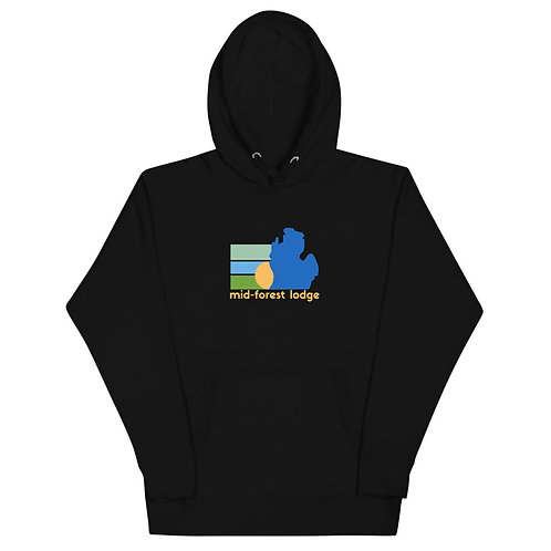 State and Sun- Unisex Hoodie