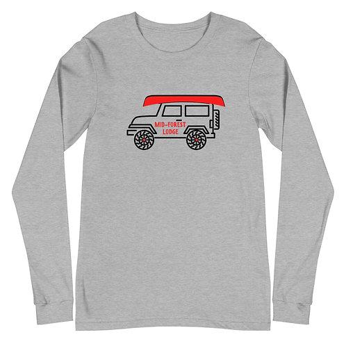 Jeep-Unisex Long Sleeve Tee
