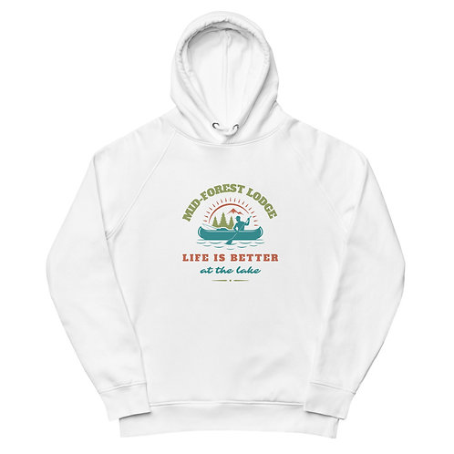 Life Better- Unisex pullover hoodie