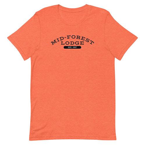 Collegiate- Short-Sleeve Unisex T-Shirt