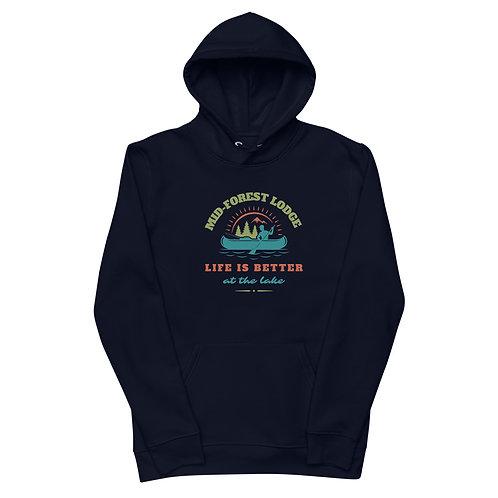 Life Better- Unisex essential eco hoodie