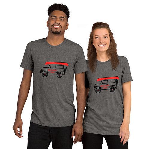 Jeep- Short sleeve t-shirt