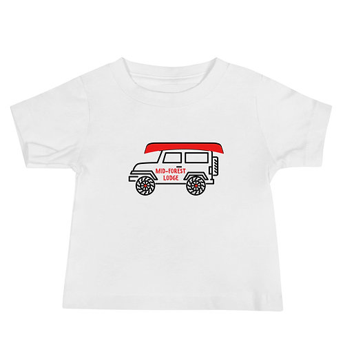 Jeep-Baby Tee (Sz. 6m-24m) (2 colors)