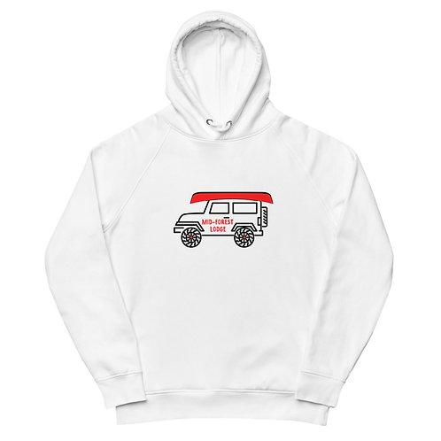 Jeep- Unisex pullover hoodie