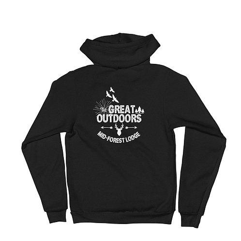 MFL Great Outdoors- Hoodie sweater