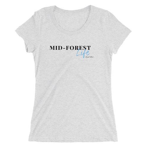 MFL Life- Ladies' short sleeve t-shirt