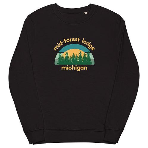 MFL Sun- Unisex organic sweatshirt