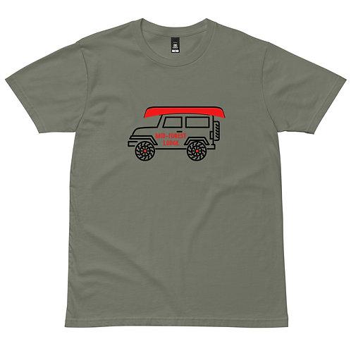 Jeep- Men's Tee