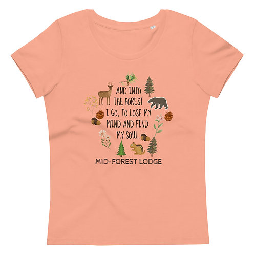 Into The Forest- Women's Eco Tee