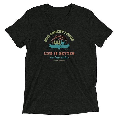 Life Better- Short sleeve t-shirt