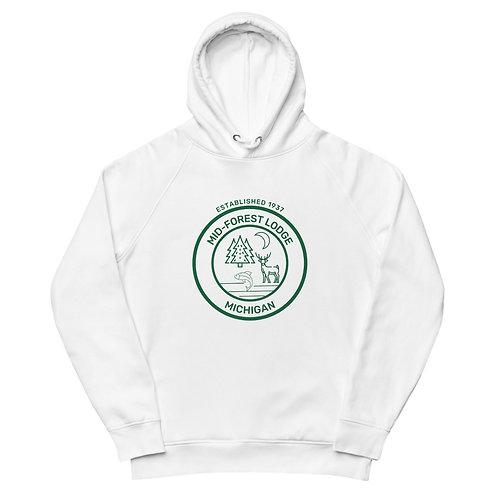 Medallion- Unisex pullover hoodie