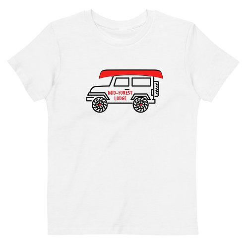 Jeep-Organic Tee (Sz. 3-14) (2 colors)