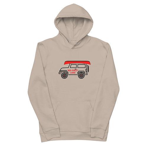 Jeep-Unisex essential eco hoodie