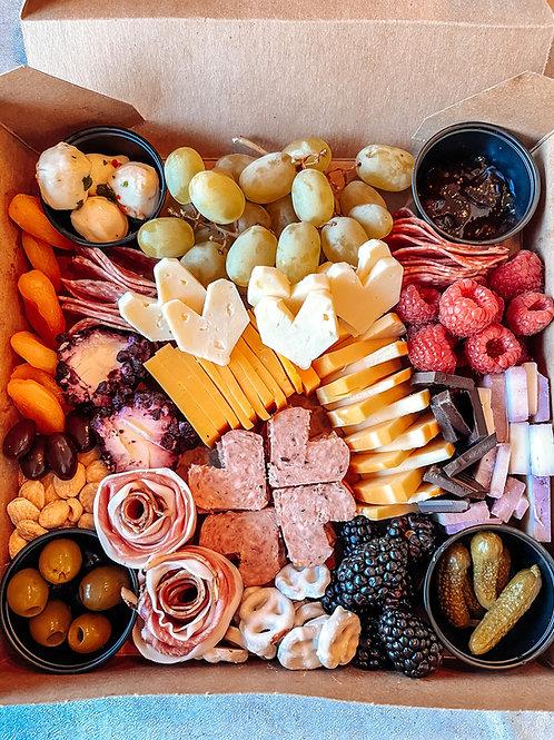 Valentine's Charcuterie Box