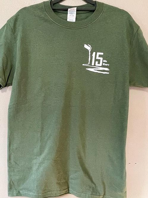 Logo Slogan T-Shirt
