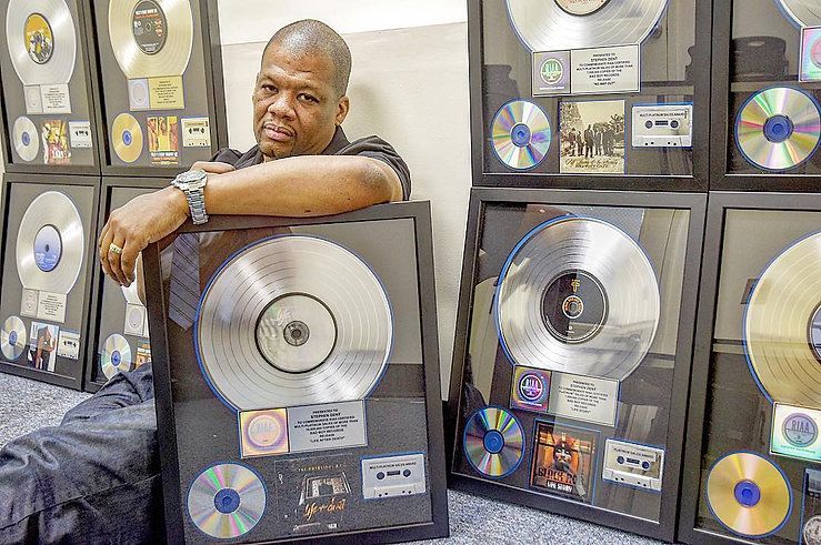 Steve's Gold & Platinum Records
