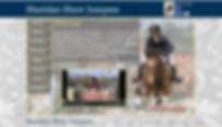 Linda Sheridan, Vantina HPF, Hidden Pearl Farm, Princeton Show Jumping, Website Creation