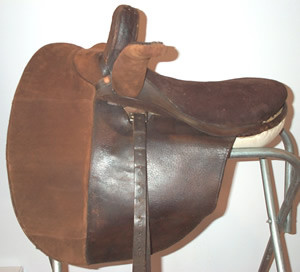 Victorian English Side Saddle