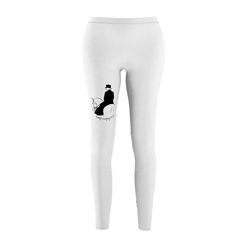 Camp Leaping Horn Women's Casual Leggings