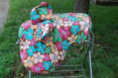 Side Saddle Covers