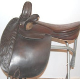 Victorian Hunting Side Saddle