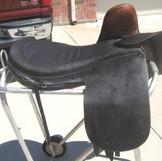 Pretal side saddle