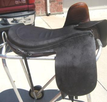 Pretal side saddle