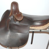 R. Bunny of New York English saddle