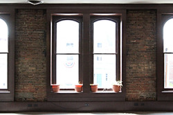 Large Original High Arc Windows