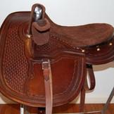Youth Western Saddle