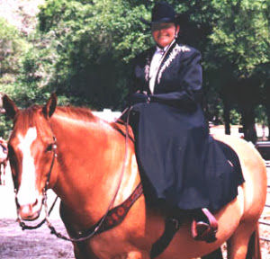 side saddle, sidesaddle, ride side saddle, ride aside, ride sidesaddle, how to ride side saddle, how to fit a side saddle, annual gathering, international side saddle organization, isso, western side saddle attire, side saddle attire,