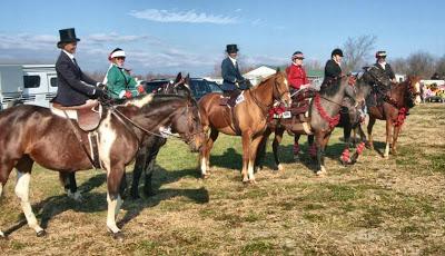 The Mid-Atlantic Side Saddle Ladies