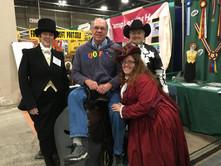 PA Expo 2019 Laureen, gentleman and members