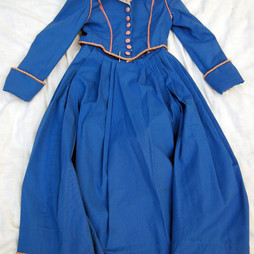 HA1002 - consigned by Janet Brown Child's Victorian-style costume
