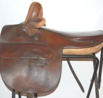 Whippy Side Saddle